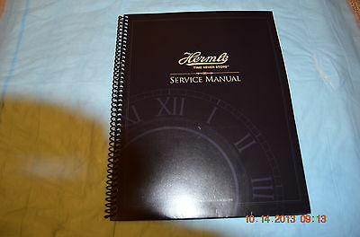 HERMLE SERVICE MANUAL for project