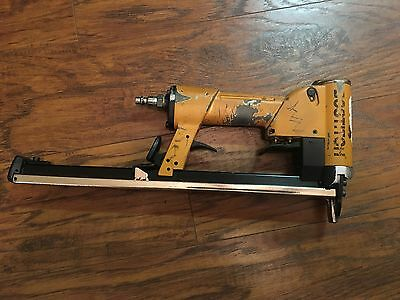 Upholstery Stapler, Bostitch 21671B-Alm Auto Long Magazine Air, Industrial
