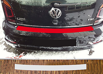bumper strip protective film clear VW UP Facelift ab 2016