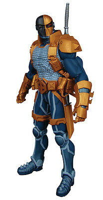 DC Comics Deathstroke Super Villains Action Figure The New 52 By DC Collectibles