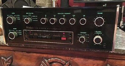 McIntosh C32 Stereo Preamplifier #1