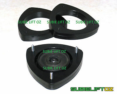 "Subaru Lift Kit Spacers - 1"" 25Mm Liberty/outback Bl/bp Gen 4 03-09"