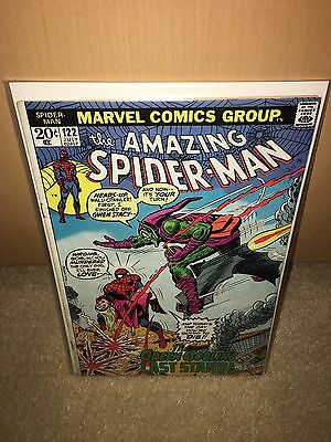 MARVEL Comics Amazing Spider-Man #122 Death Of Green Goblin - Open to Offers