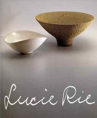 Lucie Rie Exhibition Reprinted Edition Photo book pottery art
