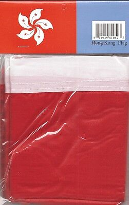 LOT OF 6 Hong Kong 3x5 Polyester Flags $5.95 Each, Honduran 3 x 5 Flag
