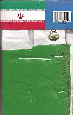 LOT OF 6 Iran 3x5 Polyester Flags $5.95 Each, Iranian 3 x 5 Flag
