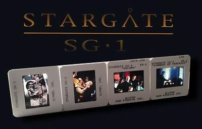 Stargate SG1 prop - Production-used original photo slides