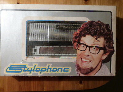 Rolph Harris Dubreq Stylophone complete with box and record
