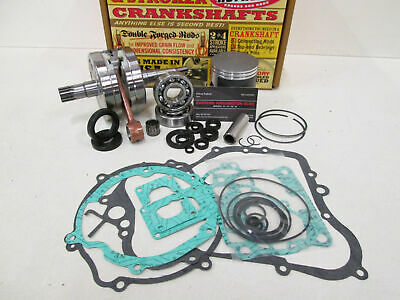Kawasaki Kx 250 Engine Rebuild Kit Crankshaft, Piston, Gaskets 1997-2001