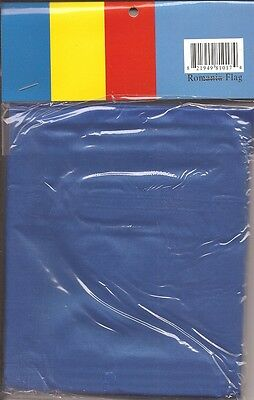 LOT OF 6 Romania 3x5 Polyester Flags $5.95 Each, Romanian 3 x 5 Flag