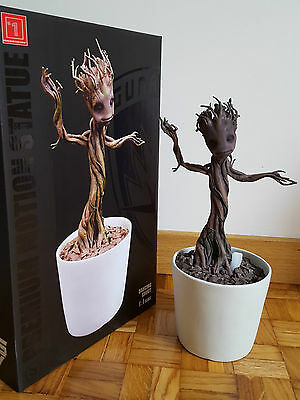 Factory Entertainment Dancing Baby Groot Lifesize Guardians of the Galaxy