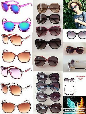 Job lot Brand New Top Quality Ladies Womens Sunglasses UV 400  100 lot RRP £1500