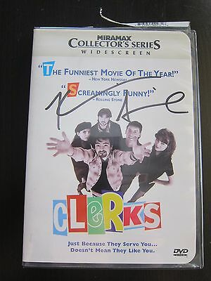 Clerks DVD Signed by Kevin Smith