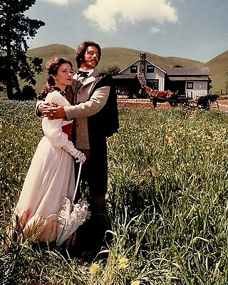 JANE SEYMOUR TIMOTHY BOTTOMS EAST OF EDEN color Hollywood Celebrity photo (46bh)