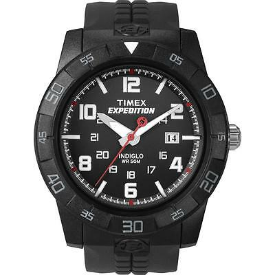 Timex Expedition Rugged Core Analog Field Watch - Indiglo Night-Light