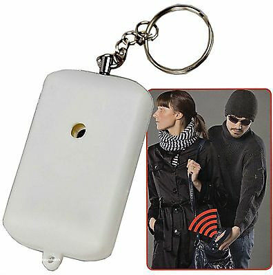 Attack Safety Security Alarm +Small Minder Loud Personal Staff Panic Rape Travel