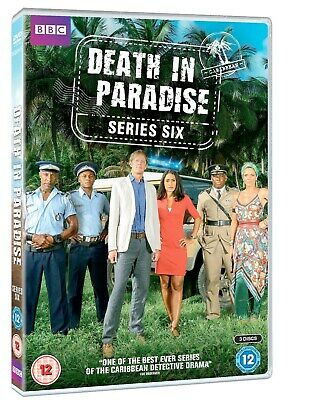 Death in Paradise: Series 6 [DVD]