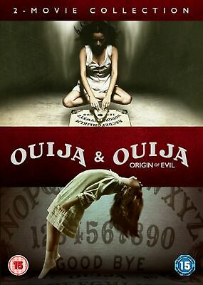 Ouija & Ouija: Origin of Evil (with Digital Download) [DVD]