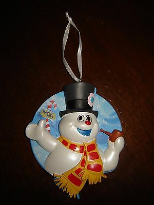 Warner/Chappel Music 3D Frosty the Snowman Christmas Tree Ornament