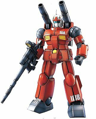 Bandai Hobby MG 1/100 RX-77-2 GUN Cannon 'Gundam' Model Kit