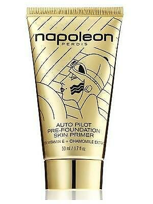 NEW Napoleon Perdis Auto Pilot Gold Primer 50ml from Celcius Skin & Beauty