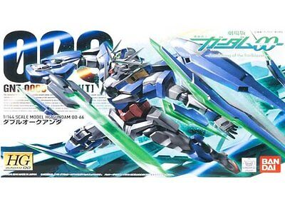 GUndam 00 - Gundam Quanta HG 1/144 Scale Model Kit