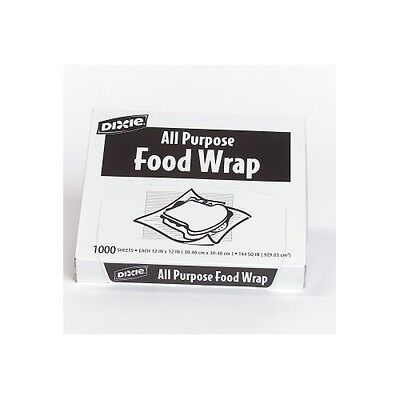 Food Wrap Sheets Sanitary Microwavable Sandwich Shop Hot Dogs Paper Tissue Deli