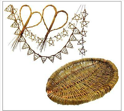 Make this Frame Basket and Hearts, Stars and Bunting, 2  kits for Beginners.