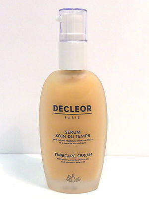DECLEOR - TIMECARE SERUM FOR MATURE SKIN - 50ml - GREAT VALUE - 30,000 FEEDBACK