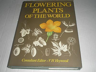 Flowering Plants Of The World - 1979 Illustrated H/b Edition