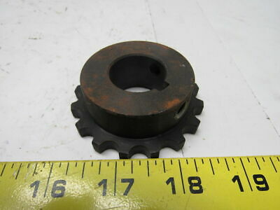 "MC4016H-1 16 Tooth Sprocket 1"" Keyed Bore"