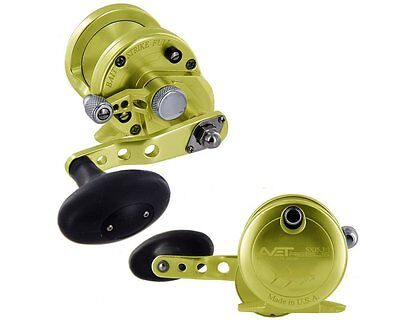 Free Ship Pick Your Color Avet LX 6 0 Fishing Reel Single Speed