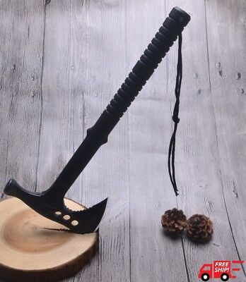Tactical Tomahawk Axe with Hammer Head Army Outdoor Hunting Camping Free Shippin