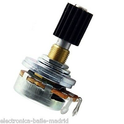 Potentiometer 200K Linear For Vox Dunlop Crybaby Wah - Pot 200Kl Potenciometro