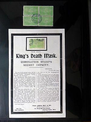 SERBIA Coronation Kings Death Mask Original Collection SEE BELOW FP9198