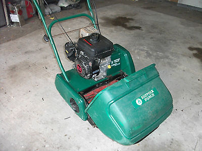 Suffolk Punch 14SK Self Propelled Mower