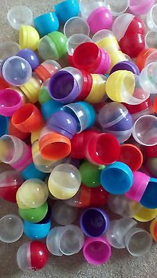Toy Vending Capsules 45-50mm fill them yourself choice of 50 or 100