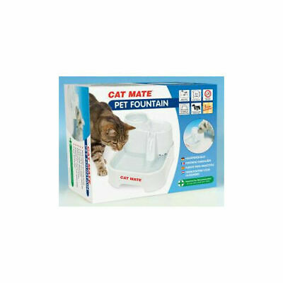 Pet Mate Cat Water Drinking Fountain