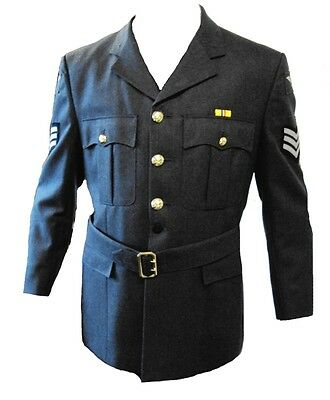 Royal Air Force Tunic - Various Sizes - Uniform Raf - Genuine Issue- Grade 1