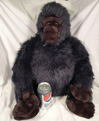 "Vintage R. Dakin Co. Large 24"" Plush Stuffed Gorilla"