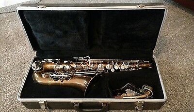 Selmer Bundy Ii Saxophone!!!  With Case & More!!  Fast Shipping