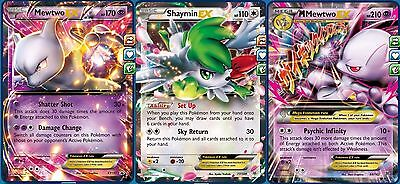 UPDATED Complete Mega Mewtwo-EX Deck for Pokemon TCG Online PTCGO (in-game)