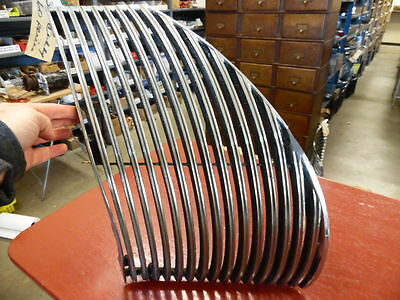 1939 Cadillac Passenger Side Front Grille Series 60 39 Caddy