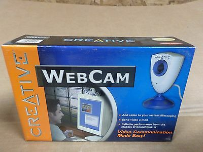 NEW DRIVER: CREATIVE WEBCAM MODEL PD1001