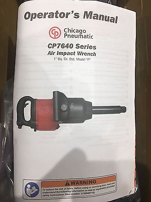 "Cp7782-6 1"" Drive Composite Impact Wrench"