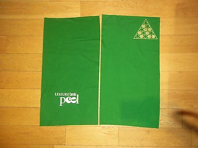 Pool Table Racking Cloth (BCE - ENGLISH GREEN)