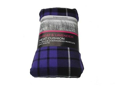 Microwavable Wheat Bag Lavender Heat Pad Hot/Cold Pack Pain Relief Winter Warmer