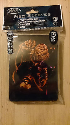 Max Protection - Standard 50 Mummy Card Game Sleeves (Magic/Pokemon)
