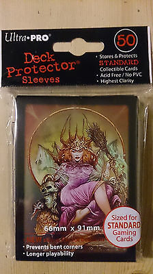 Ultrapro - Standard 50 Dark Oz Glinda the Good Witch - Card Game Sleeves