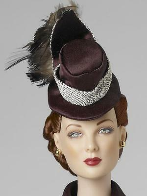 Tonner Doll - Anne Harper  Feather In Her Hat *nrfb* Le500 *sold Out!